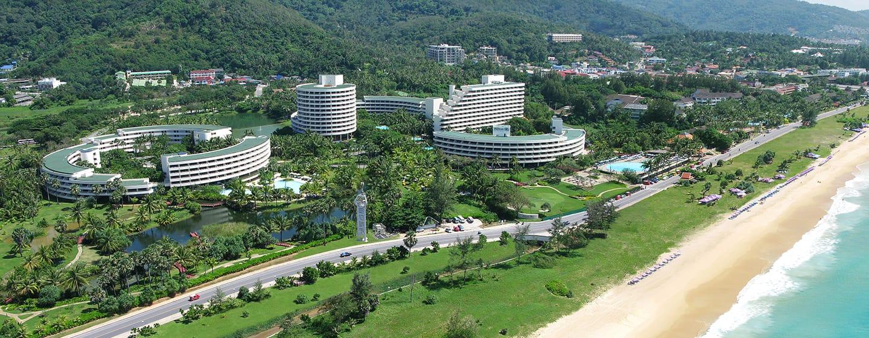 โรงแรมฮิลตัน ภูเก็ต อาร์เคเดีย รีสอร์ท แอนด์ สปา ประเทศไทย - พื้นที่ด้านนอก