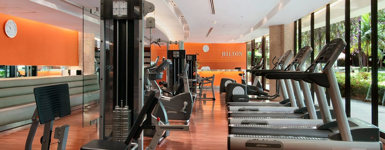 โรงแรมฮิลตัน ภูเก็ต อาร์คาเดีย รีสอร์ท แอนด์ สปา ประเทศไทย - พื้นที่ด้านนอก - ฟิตเนสฮิลตัน