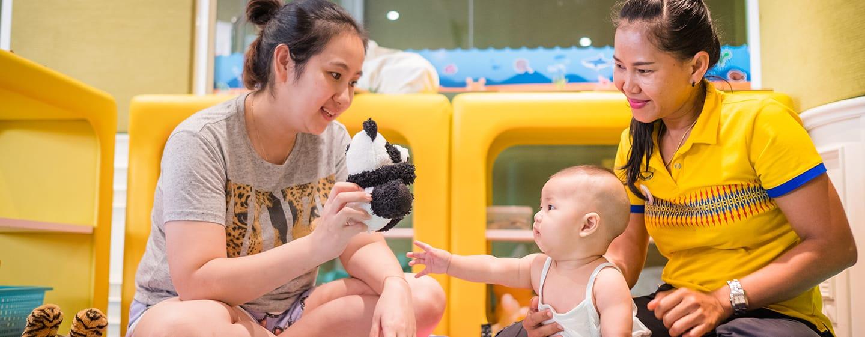 โรงแรมฮิลตัน ภูเก็ต อาร์เคเดีย รีสอร์ท แอนด์ สปา ประเทศไทย - พื้นที่ด้านนอก - สนามเด็กเล่น Kids Paradise