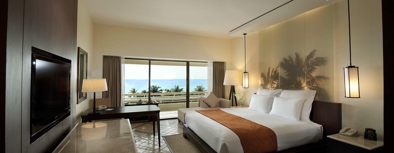 โรงแรมฮิลตัน ภูเก็ต อาร์เคเดีย รีสอร์ท แอนด์ สปา ประเทศไทย - พื้นที่ด้านนอก - ห้องดีลักซ์พลัส