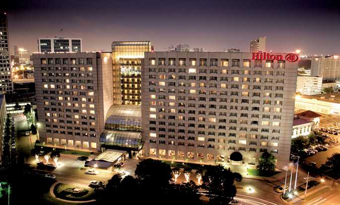 Hilton Houston Post Oak Hotel, USA - Utvendig