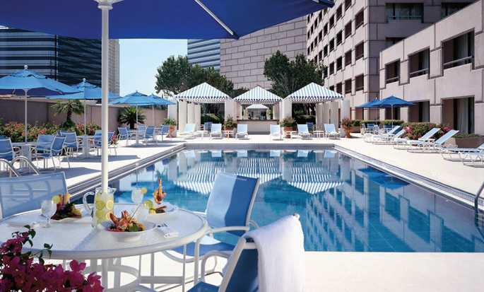Hôtel Hilton Houston Post Oak - Piscine