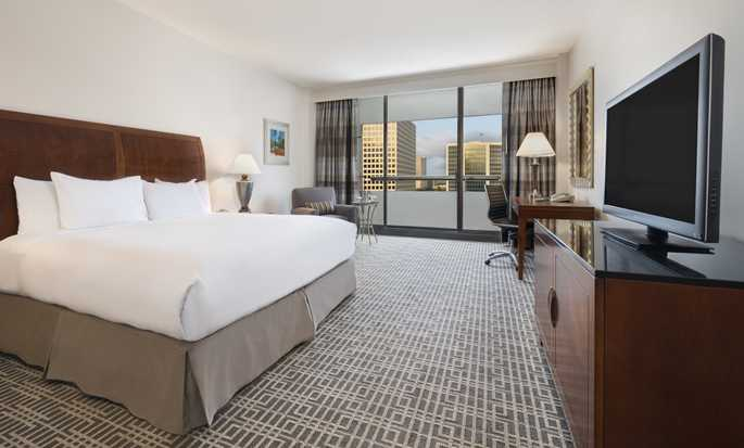Hilton Houston Post Oak Hotel, USA - Gjesterom