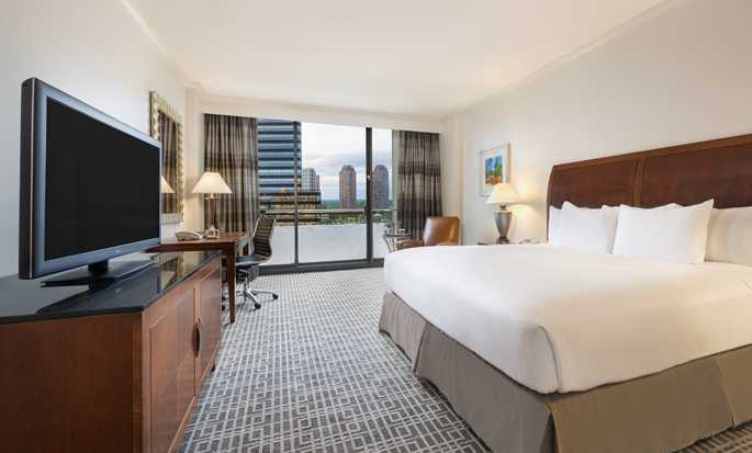 Hilton Houston Post Oak Hotel  - Gästezimmer