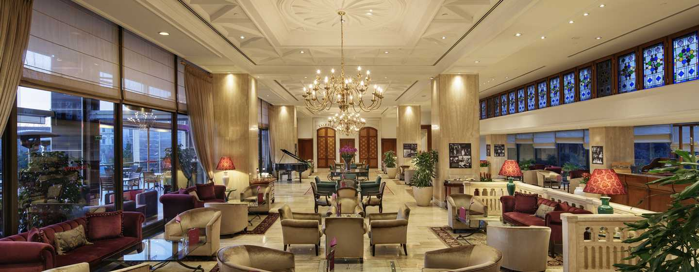H tels de luxe istanbul turquie hilton istanbul bosphorus for Club de tennis interieur saguenay