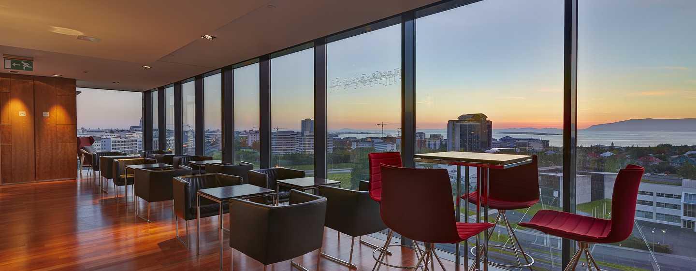 Hilton Reykjavik Nordica Hotel, Island – Executive Lounge