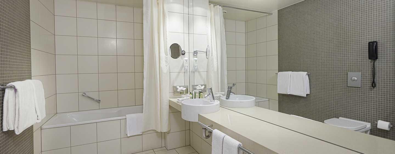 Hilton Reykjavik Nordica -hotelli, Islanti – vieraskylpyhuone