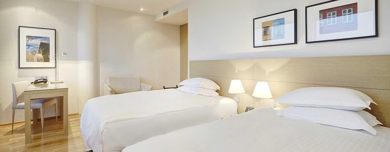 Hilton Reykjavik Nordica Hotel – Executive-værelse med to enkeltsenge plus