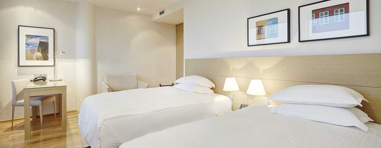 Hilton Reykjavik Nordica -hotelli, Islanti – kahden vuoteen Hilton Executive Plus -huone