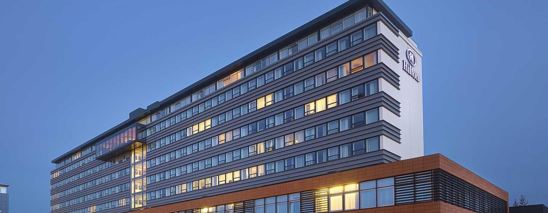 Hilton Reykjavik Nordica Hotel, Island – Set udefra