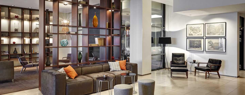 Hilton Reykjavik Nordica -hotelli, Islanti – aula