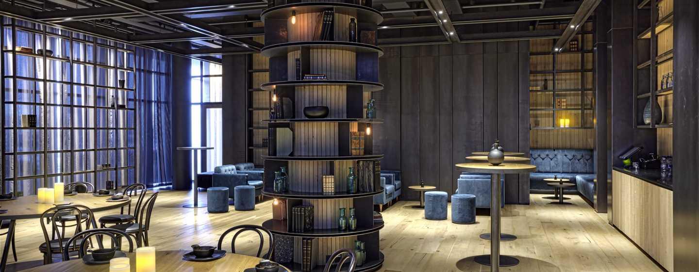 Hilton Reykjavik Nordica -hotelli, Islanti – VOX-klubi