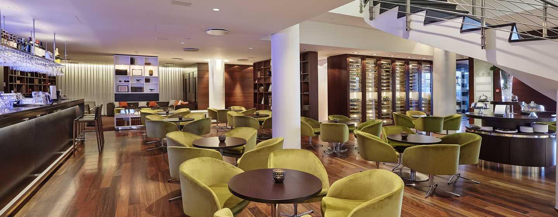 Hilton Reykjavik Nordica -hotelli, Islanti – VOX-aulabaari