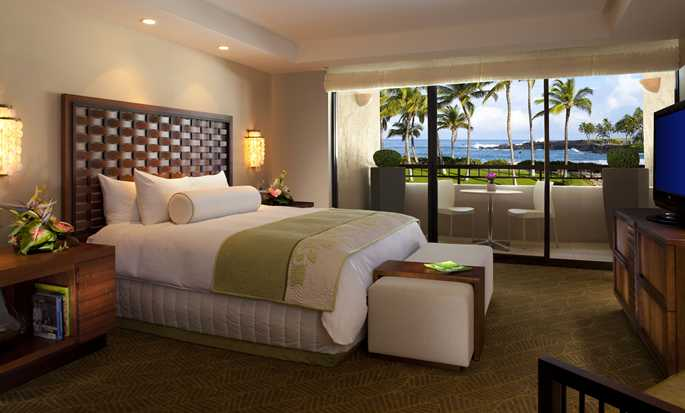 Hilton Waikoloa Village Hotel, Hawaii – Hotellrum