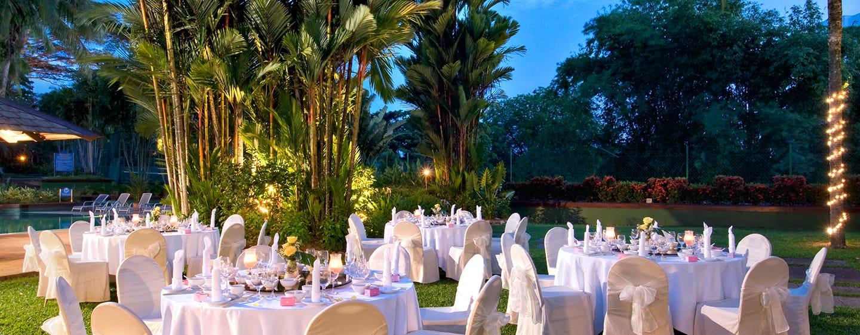 Hotel Hilton Kuching, Malaysia - Pernikahan