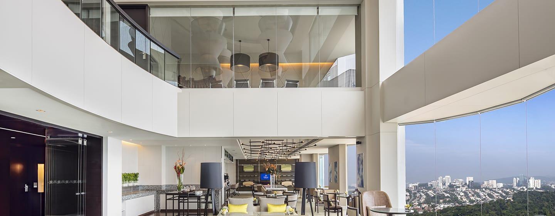 โรงแรม Hilton Kuala Lumpur มาเลเซีย - เอ็กเซ็กคิวทีฟเลานจ์