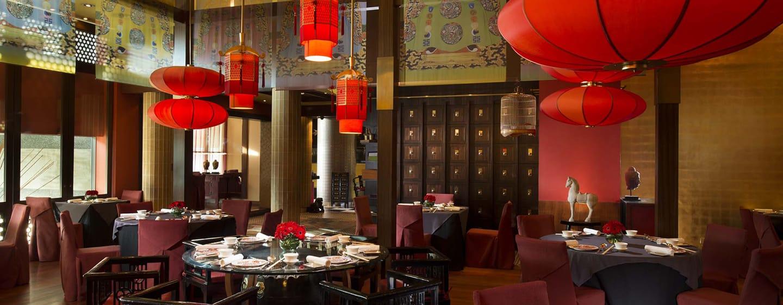Hilton Kuala Lumpur Hotel, Malaysia– Restaurant Chynna