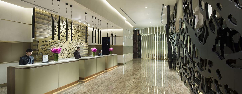 Hilton Kuala Lumpur Hotel, Malaysia– Lobby
