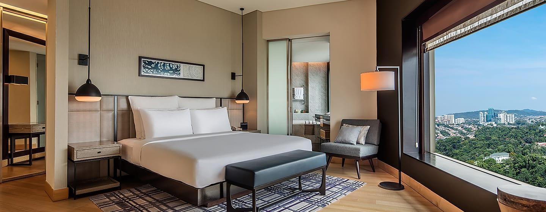 Hilton Kuala Lumpur Hotel, Malaysia– Lifestyle Suite