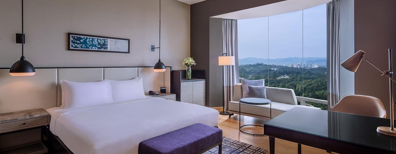 โรงแรม Hilton Kuala Lumpur มาเลเซีย - ห้องดีลักซ์วิว