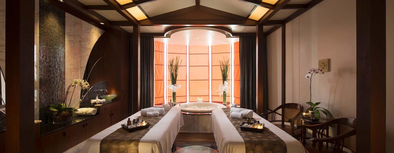 Hilton Kuala Lumpur Hotel, Malaysia– Spa-Zimmer für Paare