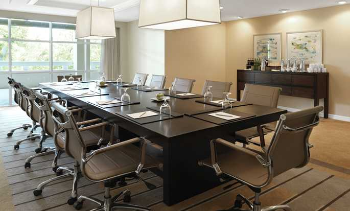 Hilton Key Largo Resort hotel, Fla. - Boardroom