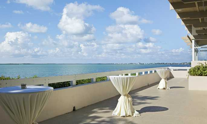 Hilton Key Largo Resort hotel, Fla. - Ballroom Pre-Function Space