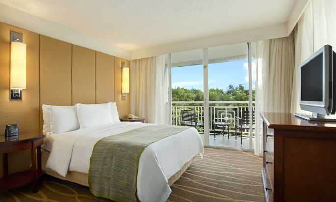 Hilton Key Largo Resort hotel, Fla. - King Room