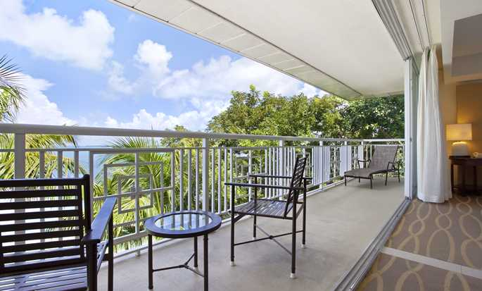 Hilton Key Largo Resort hotel, Fla. - Grande Suite with Balcony