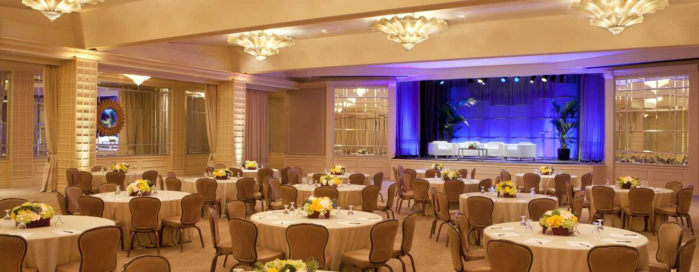The Beverly Hilton Hotel, USA – Beverly Hilton Ballsaal