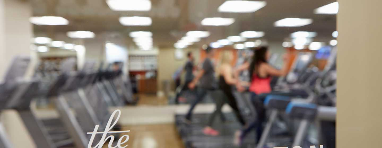 The Beverly Hilton, USA – Fitnesscenter