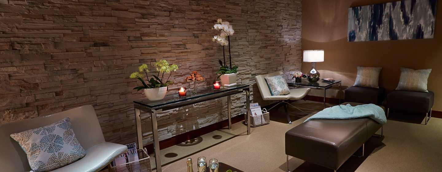 The Beverly Hilton, USA – Lounge des BABOR Spa