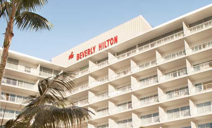 The Beverly Hilton, EUA – Exterior