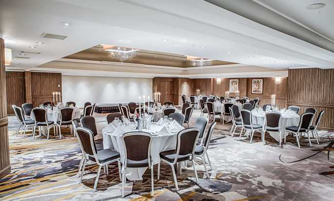Hilton London Kensington, Verenigd Koninkrijk - Suite Christie