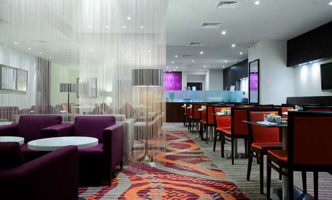 Hotel Hilton London Kensington, Reino Unido – Lounge Executivo