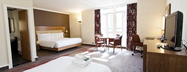Hilton london olympia h tels sur kensington high steet londres - Chambre familiale londres ...