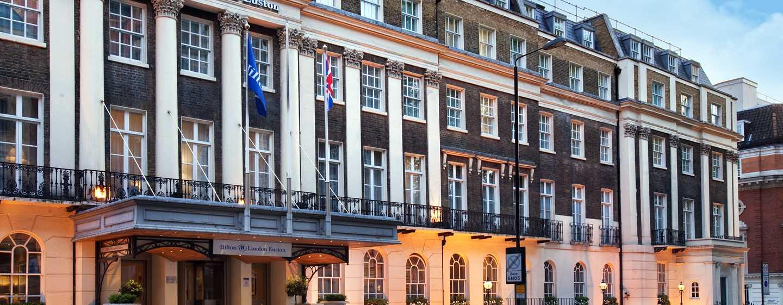 Hilton London Euston, Royaume-Uni - Extérieur de l'hôtel