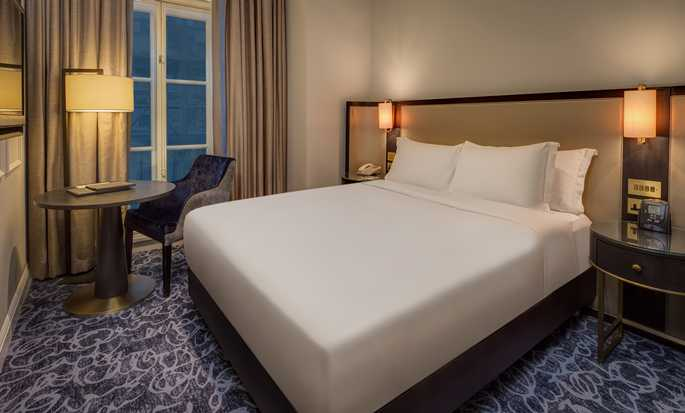 Hilton London Euston,  Royaume-Uni - Chambre double