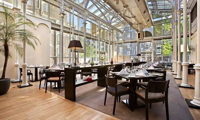 Hilton London Euston, Royaume-Uni - Restaurant Woburn Place
