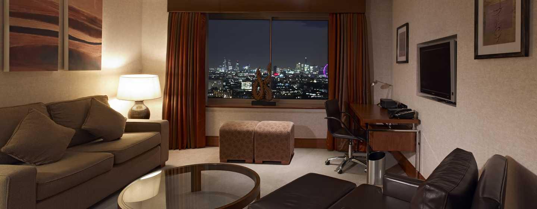 London Hilton on Park Lane Hotel, Großbritannien – Boutique Lounge