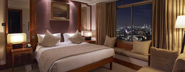 London Hilton on Park Lane Hotel, Großbritannien – Boutique Suite