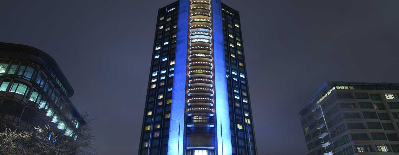 London Hilton on Park Lane Hotel, Großbritannien – Willkommen im London Hilton Park Lane Hotel