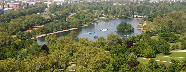 London Hilton on Park Lane Hotel, Großbritannien – Hyde Park