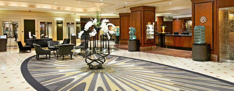 London Hilton on Park Lane Hotel, Großbritannien – Lobby