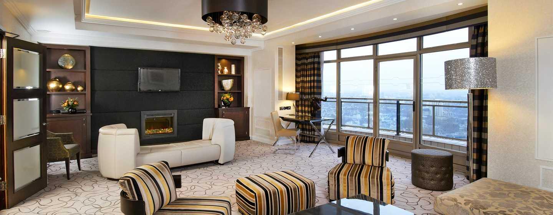 London Hilton on Park Lane Hotel, Großbritannien – Penthouse