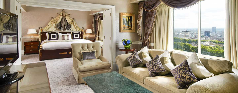 London Hilton on Park Lane Hotel, Großbritannien – Präsidenten Suite