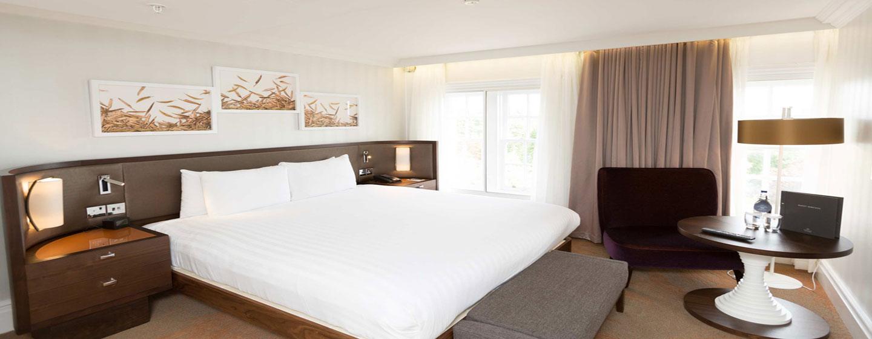 Hilton London Hyde Park, Großbritannien - Dome Suite