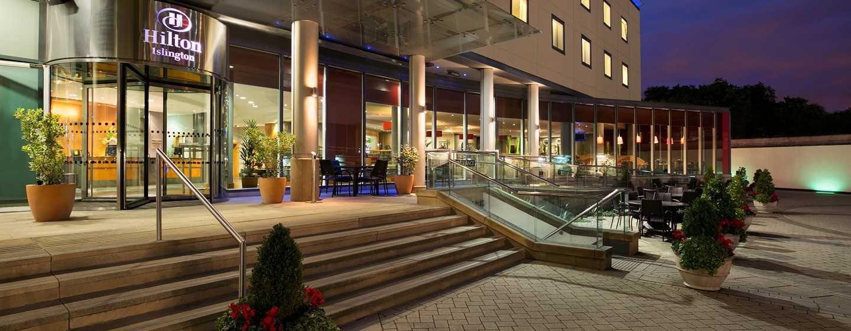 Hôtel Hilton London Angel Islington, Royaume-Uni - Extérieur de l'hôtel