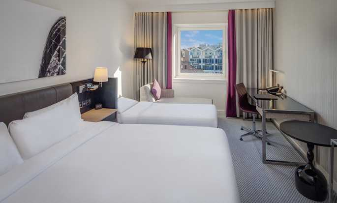 Hotel Hilton London Angel Islington, Regno Unito - Camera per famiglie