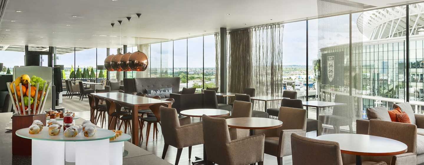 Hilton London Wembley Hotel, Großbritannien – Executive Lounge